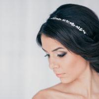 Греческая прическа на короткие волосы