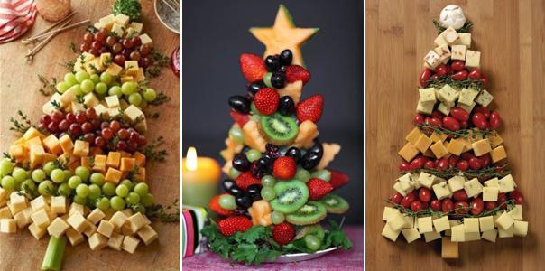 диетические закуски к новогоднему столу таких видов