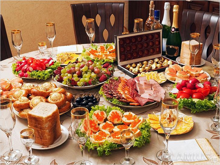 Что приготовить из вторых блюд на новый год