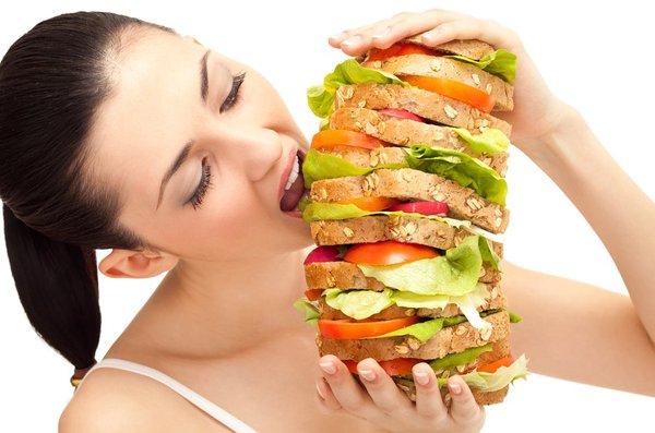 рафинированная пища